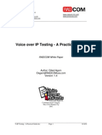Asterisk - VoIP Testing - A Practical Guide