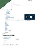 Protocolo HTTP