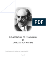 The Godfather of Personalism
