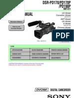 Manual Dsr Pd170