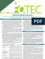 POP Hemoglobin A Glicada