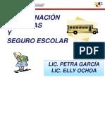 BECAS Y SEGURO 2