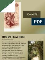 Forms & Genre - Sonnets