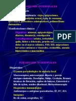 CP-PARASITOSIS INTESTINALES-Dr. Palmieri