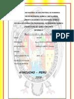 ELABORACION DE JABON. ORGANICA II