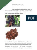 Resumen de Estudio de Mercado de La Uva