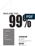 WHO ARE THE 99%