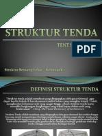 Struktur Tenda Arsitektur 09 (Kelompok 1 Struktur Bentang Lebar Kelas a)Universitas Hasanuddin