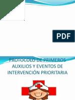 34898313 Protocolo Primeros Auxilios UNIMINUTO Girardot