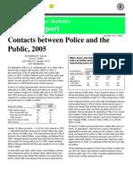 US Bureau Of Justice Statistics Special Report