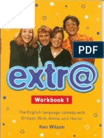 Extra English Workbook