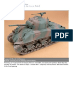 Painting Armoured Vehicles