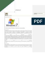 Los Mejores Trucos de Windows 7
