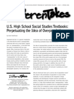 U.S. High School Social Studies Textbooks
