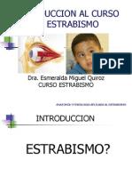 INTRODUCCION AL ESTRABISMO