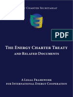 Energy Charter Treaty
