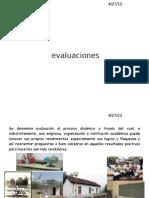 evaluaciones primaria