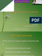 01 1Week1 Development and Environment