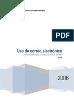 2007Uso de correo electrónico