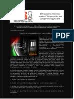 BDS presos políticos palestinos en huelga de hambre