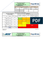 Risk Assessment for Mobilization Works DCP 3