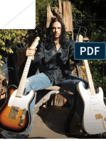 Richie Kotzen 2010 Guitar Player Feature