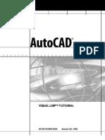 (Manual) AutoCAD 2000 Visual LISP Tutorial (AutoCAD)