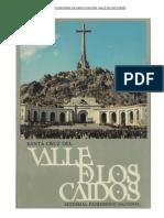 Sta. Cruz del Valle de los Caídos. Guía turística