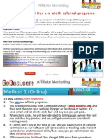 Affiliate Marketing Godesi