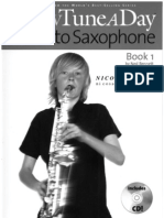 Curso Saxofon Alto - Book 1