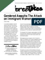 Gendered Assaults