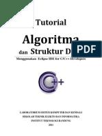 Algoritma dan Struktur Data Menggunakan Eclipse IDE for C/C++ Developers