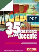 35 cuestiones