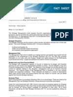 OSI - Fact Sheet - Strategic Management Cycle
