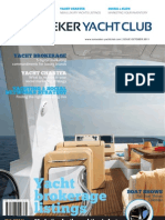 Sunseeker Yacht Club magazine - Yacht Brokerage Yacht Charter - October 2011 issue