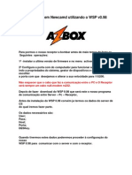 Manual CS Em Newcamd Azbox