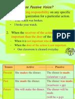 Active & Passive Voice(2)