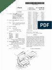 Modular furniture assembly (US patent 7213885)