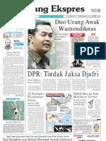 Koran Padang Ekspres | Sabtu, 15 Oktober 2011