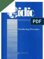 Fidic Fourth Edition 2006