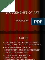SIX ELEMENTS OF ART