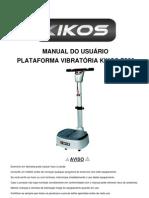 plataforma vibratória