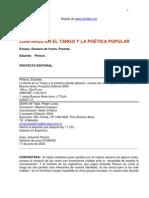 Persico, Eduardo-Lunfardo en el tango y la poetica popular