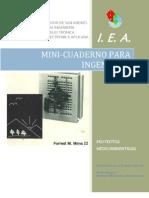 47054010 Mini Cuaderno Para Ingenieros Proyectos Medioambientales