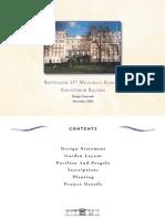 911 Memorial Booklet