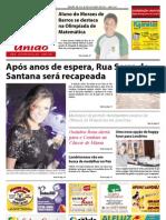 Jornal União - Edição de 15 à 30 de Outubro de 2011