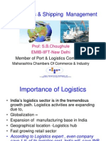 Introduction of Logistics & Shipping