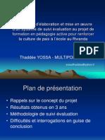 25_2 Presentation - Rwanda [Enregistrement que