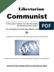 The Libertarian Communist No.16 Oct 11-Jan 12