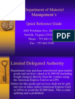 Int Purchase Management